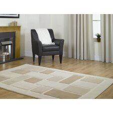 Visiona Soft Cream Contemporary Rug/Runner