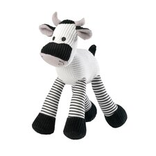 Large Moo Cow Sound Dog Toy
