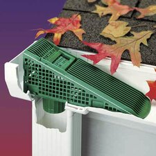 House Gutter Wedge Downspout Screen (Set of 2)