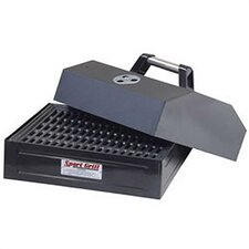 Professional BBQ Grill Box with Lid