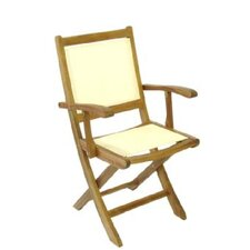 Henley Low Back Folding Armchair