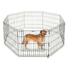 "24"" Exercise Playpen for Dogs"