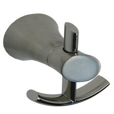 Contemporary Wall Mounted Robe Hook
