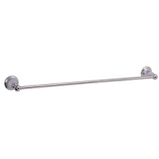 "Traditional 24"" Wall Mounted Towel Bar"