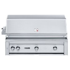 "42"" Built-In Gas Grill with All ProSear Burner"