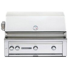 "36"" Sedona Built-in Gas Grill with ProSear-Rotisserie Burner"