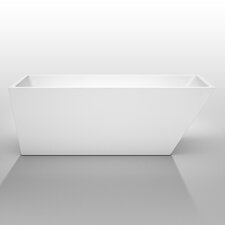 "Hannah 67"" x 31.5"" Soaking Bathtub"