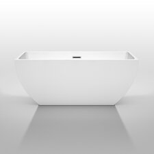 "Rachel 59"" x 29.5"" Soaking Bathtub"