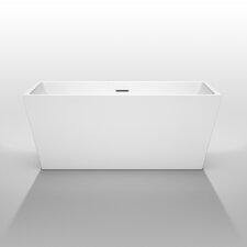 "Sara 59"" x 31.5"" Soaking Bathtub"