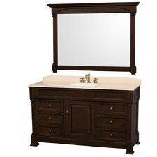 "Andover 60"" Single Vanity Set"
