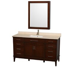 "Hatton 60"" Single Bathroom Vanity Set"