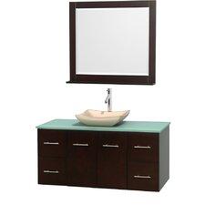 "Centra 48"" Bathroom Vanity Set with Single Sink"