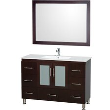 "Katy 48"" Single Bathroom Vanity Set"
