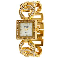 Women's Simply Inspired Watch in Gold