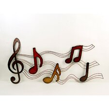 Musical Wall Decor - DNU