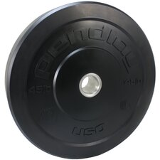 45 lb Econ V2 Bumper Plates (Set of 2)