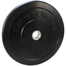 25 lb Econ V2 Bumper Plates (Set of 2)
