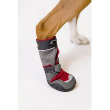 Bark'n Boots™ Polar Trex™ Dog Boot in Red Rock