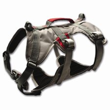 DoubleBack™ Dog Harness in Graphite Grey