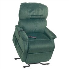 PR-505L MaxiComfort Large Lift Chair with Zero Gravity Technology without Head Pillow