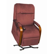 PR-643 Traditional Series Pioneer Lift Chair with Head Pillow