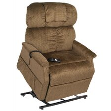 <strong>Golden Technologies</strong> PR-501M-26D Comforter Extra Wide Medium-26 Dual Motor Lift Chair - without Head Pillow