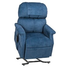 PR-505M MaxiComfort Medium Lift Chair with Zero Gravity Technology without Head Pillow