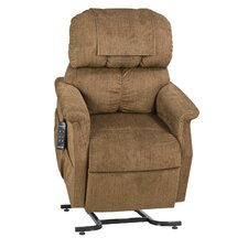 Maxi-Comfort Small Reclining Chair with Zero Gravity Technology without Head Pillow