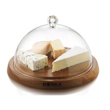 Cheese Board with Dome