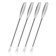 Life Fondue Forks (Set of 4)
