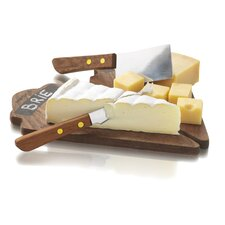 4 Piece Cheese Dessert Set