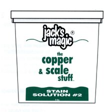 Stain Solution #2 (The Copper & Scale Stuff) ®
