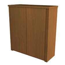 "Prestige + 2 Doors Cabinet For 36"" Lateral File"