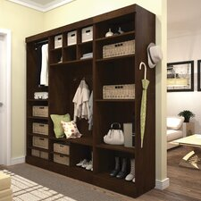 "Pur 18.2"" Deep Mudroom Storage Unit Kit"