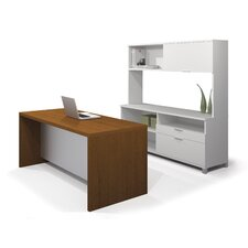 Pro-Linea Standard Desk Office Suite