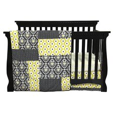 Waverly Rise and Shine 3 Piece Crib Bedding Collection