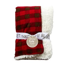 Northwood's Plush Fleece Receiving Blanket