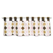 "Prep School 53"" Curtain Valance"