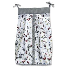 Dr Seuss Cat in the Hat Diaper Stacker