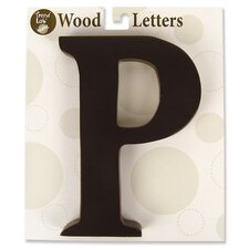 Decorative Letter Hanging Initial