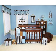 Max 4 Piece Crib Bedding Set