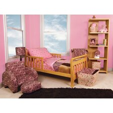 <strong>Trend Lab</strong> Sweet Safari Pink Toddler Bedding Collection