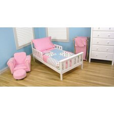 <strong>Trend Lab</strong> Cupcake 4 Piece Toddler Bedding Set