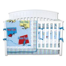 <strong>Trend Lab</strong> Dr. Seuss Crib Bedding Collection