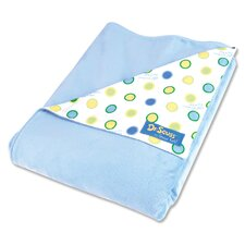 <strong>Trend Lab</strong> Dr. Seuss Oh The Places You''ll Go Receiving Blanket