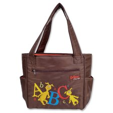 <strong>Trend Lab</strong> Dr Seuss Tulip Tote Diaper Bag