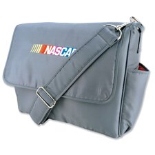 <strong>Trend Lab</strong> Nascar Messenger Diaper Bag