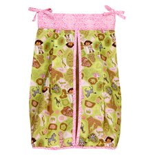 Nickelodeon Dora the Explorer Diaper Stacker