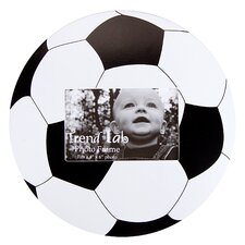 Soccerball Photo Frame