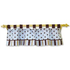 "Max 53"" Curtain Valance"